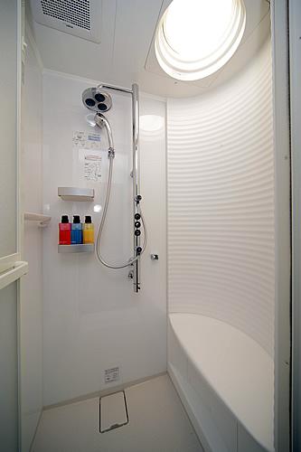 シャワーユニット工事